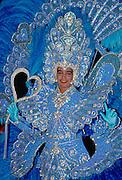A Rio Carnival Dancer