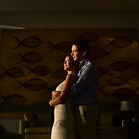 Andrea & Andres portrait.