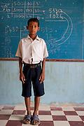 School Kids, Cambodia