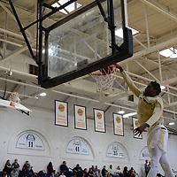 Men's Basketball: North Carolina Wesleyan College Bishops vs. William Peace University Pacers
