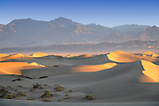 Sand Dunes at Death Valley National Park