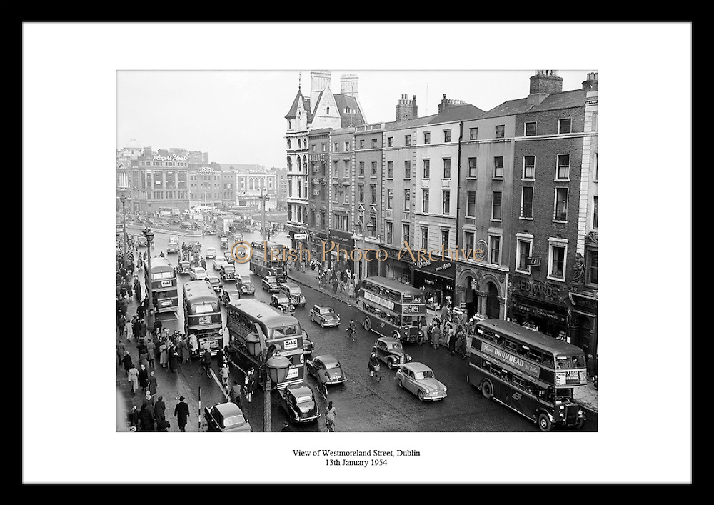 Old photographs of Ireland are the perfect gift to give someone that is interested in landscape photography or old images of Ireland.