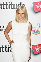 Ashley Roberts, Attitude Magazine Awards 2013, Royal Courts of Justice, London UK, 15 October 2013, (Photo by Brett D. Cove)