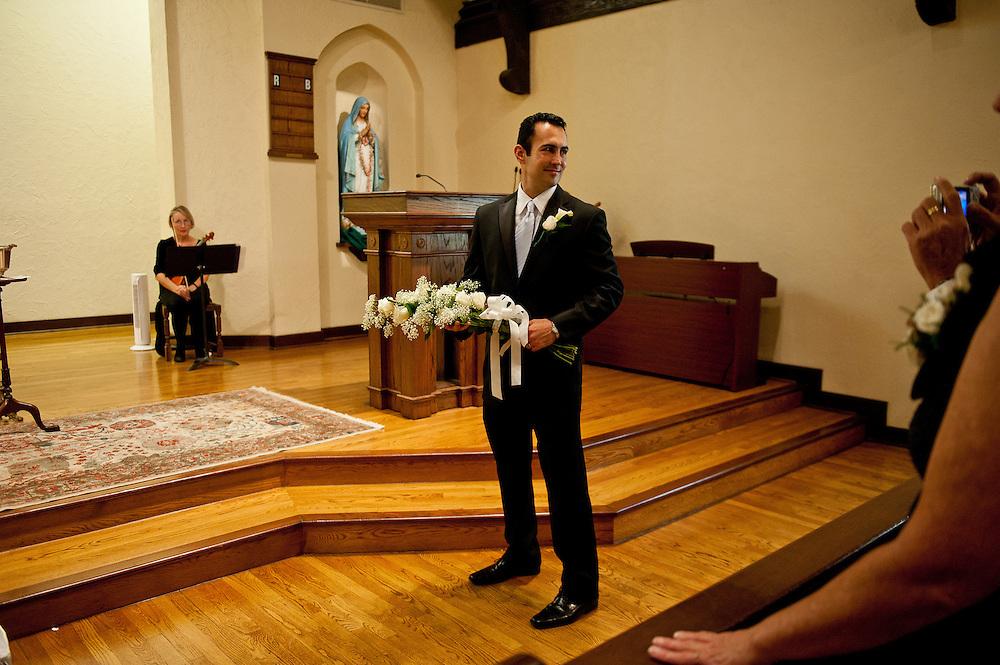 10/9/11 5:44:49 PM -- Zarines Negron and Abelardo Mendez III wedding Sunday, October 9, 2011. Photo©Mark Sobhani Photography