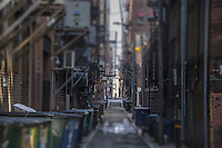 """""""That"""" Alley - Clarendon Street.  Boston Walking Tour.  ©2016 Karen Bobotas Photographer"""