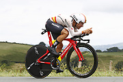Jonathan Castroviejo (ESP - Team Sky) during the 105th Edition of Tour de France 2018, cycling race stage 20, time trial, Saint Pee sur Nivelle - Espelette (31 km) on July 28, 2018 in Espelette, France - Photo Luca Bettini / BettiniPhoto / ProSportsImages / DPPI