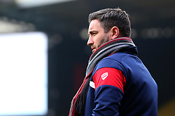 Bristol City head coach Lee Johnson arrives at Vicarage Road for the FA Cup third round tie against Watford - Mandatory by-line: Robbie Stephenson/JMP - 06/01/2018 - FOOTBALL - Vicarage Road - Watford, England - Watford v Bristol City - Emirates FA Cup third round proper