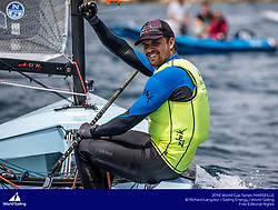 Sailing's 2018 World Cup Series will conclude with the Final in Marseille, France from 3-10 June 2018. Following three Rounds in Japan, USA and France, the Final sees the Series Champions crowned in eight fleets. A total of 212 sailors from 34 nations will race in 156 boats in Marseille. © Richard Langdon/Sailing Energy/World Sailing