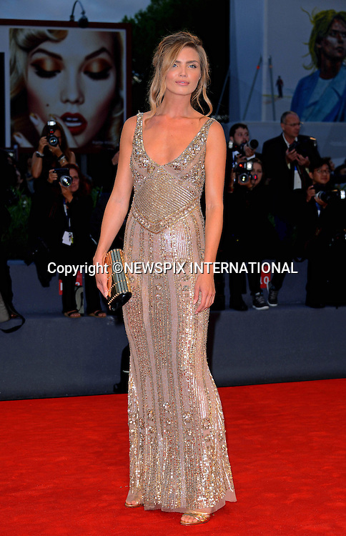 05.09.2015; Venezia, Italy: LAURA BAILEY<br /> atttends the &quot;The Danish Girl&quot; premiere at the 72nd Venice International Film Festival.<br /> Mandatory Credit Photo: &copy;NEWSPIX INTERNATIONAL<br /> <br /> **ALL FEES PAYABLE TO: &quot;NEWSPIX INTERNATIONAL&quot;**<br /> <br /> PHOTO CREDIT MANDATORY!!: NEWSPIX INTERNATIONAL(Failure to credit will incur a surcharge of 100% of reproduction fees)<br /> <br /> IMMEDIATE CONFIRMATION OF USAGE REQUIRED:<br /> Newspix International, 31 Chinnery Hill, Bishop's Stortford, ENGLAND CM23 3PS<br /> Tel:+441279 324672  ; Fax: +441279656877<br /> Mobile:  0777568 1153<br /> e-mail: info@newspixinternational.co.uk