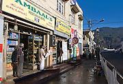 New Bazaar Street, Nuwara Eliya.