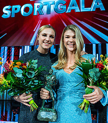 18-12-2019 NED: Sports gala NOC * NSF 2019, Amsterdam<br /> The traditional NOC NSF Sports Gala takes place in the AFAS in Amsterdam / Tess Wester, Rinka Duijndam