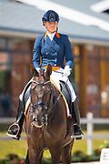 Anne Meulendijks - Edison<br /> CDI Dressuur 2019<br /> © DigiShots