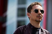 May 25-29, 2016: Monaco Grand Prix. Jorge Lorenzo, Yamaha motogp rider
