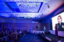 Luka Modric at Sports Awards & Brands ceremony during Sports marketing and sponsorship conference Sporto 2018, on November 22, 2017 in Hotel Slovenija, Congress centre, Portoroz / Portorose, Slovenia. Photo by Vid Ponikvar / Sportida