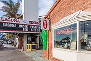 Laguna South Coast Cinemas Laguna Beach California