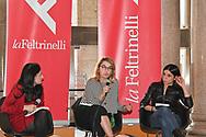 Pres. libro Storia Nera di Antonella Lattanzi con Florinda Fiamma e Elena Stancanelli e Valerio Mastandrea