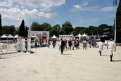 Overview<br /> FEI NAtions Cup of Rome 2012<br /> © Hippo Foto - Beatrice Scudo