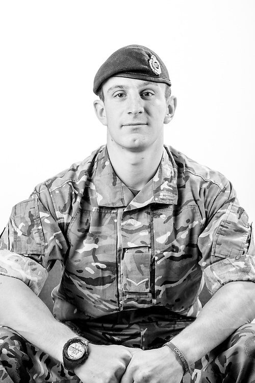 Gavin Whiteley, Army - Royal Engineers, Lance Corporal, Amphibious Engineer, 2008 - present