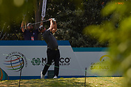 Ryan Fox (NZL) watches his tee shot on 4 during Rd4 of the World Golf Championships, Mexico, Club De Golf Chapultepec, Mexico City, Mexico. 2/23/2020.<br /> Picture: Golffile | Ken Murray<br /> <br /> <br /> All photo usage must carry mandatory copyright credit (© Golffile | Ken Murray)