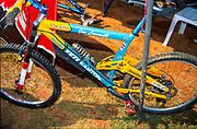 Yeti DH6 downhill bike, 1996