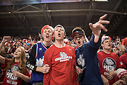 Gonzaga beat San Francisco 95-80 on Jan. 5 at in San Francisco. (Gonzaga University photo by Edward Bell)