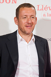 French actor Dany Boon attends the premier of the film 'A Parfait Plan' (Llevame a la luna) at Palafox Cinema in Madrid, Spain, Wednesday July 10, 2013. Photo by Oscar Gonzalez / i-Images...SPAIN OUT