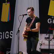 London, UK. 3rd September 2017. Finalist Joey Oscar preforms at the Mayor Of London Gigs at Westfield London.
