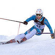 Martin Budal, Norway, in action during the Men's Slalom event during the Winter Games at Cardrona, Wanaka, New Zealand, 24th August 2011. Photo Tim Clayton...