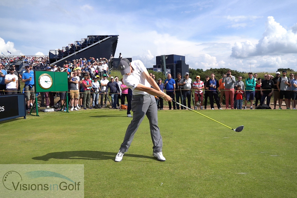 Matthew Fitzpatrick<br /> High speed swing sequence<br /> 2018<br /> <br /> Pictures Credit: Mark Newcombe/visionsingolf.com