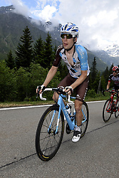 June 15, 2017 - Locarno / La Punt, Suisse - BAKELANTS Jan (BEL) Rider of Team AG2R La Mondiale during stage 6 of the Tour de Suisse cycling race, a stage of 166 kms between Locarno and La Punt on June 15, 2017 in La Punt, Switserland, 15/06/2017 (Credit Image: © Panoramic via ZUMA Press)