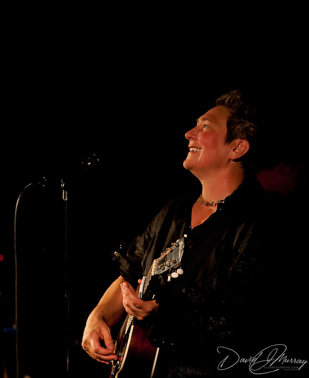 k.d. lang and Siss Boom Bang perform at The Music Hall in Portsmouth, NH. July 2011.