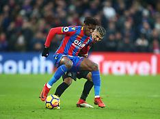 Crystal Palace v Newcastle United 4 Feb 2018