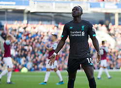 Sadio Mane of Liverpool celebrates after scoring his sides second goal - Mandatory by-line: Jack Phillips/JMP - 31/08/2019 - FOOTBALL - Turf Moor - Burnley, England - Burnley v Liverpool - English Premier League