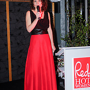 NLD/Amsterdam/20121129- Uitreiking Red's Hot Women Awards 2012, Lenny Gerdes