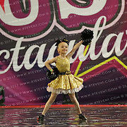 1014_Black Diamonds - Mini Dance Solo Pom