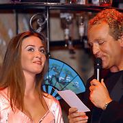 Verkiezing Miss Nederland 2003, Femke Frederiks en Gordon
