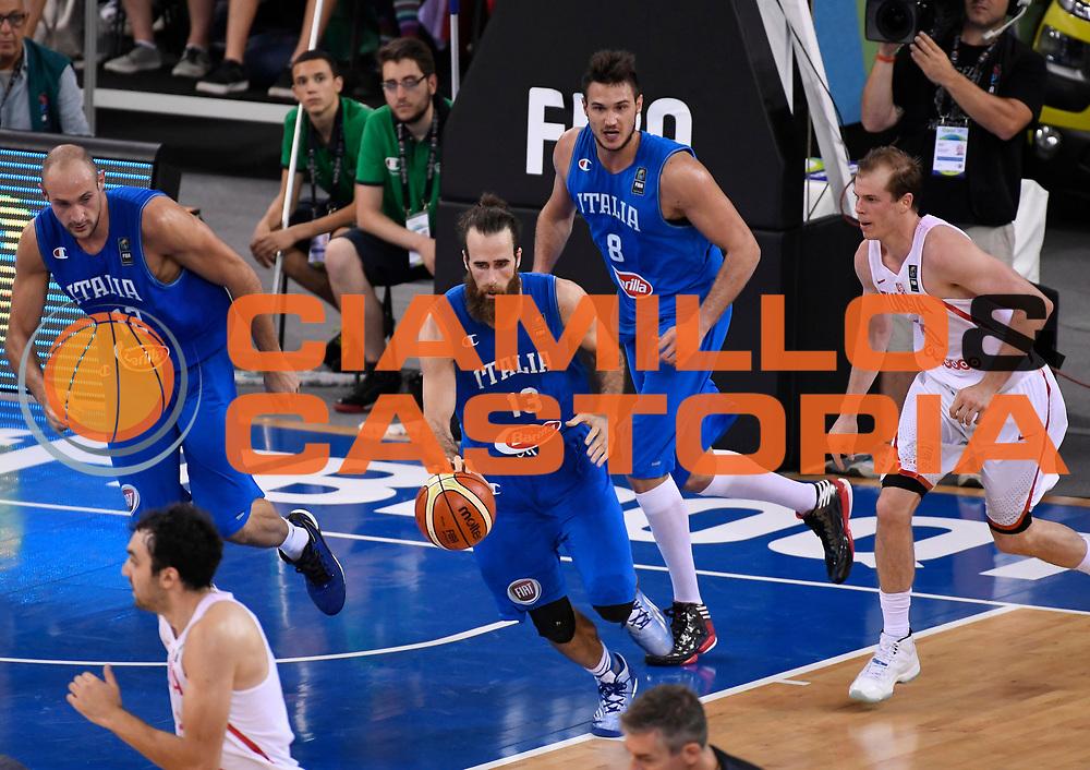 DESCRIZIONE: Torino FIBA Olympic Qualifying Tournament Italia - Tunisia<br /> GIOCATORE: LUIGI DATOME<br /> CATEGORIA: Nazionale Italiana Italia Maschile Senior<br /> GARA: FIBA Olympic Qualifying Tournament Italia - Tunisia<br /> DATA: 04/07/2016<br /> AUTORE: Agenzia Ciamillo-Castoria