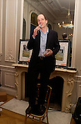 Alain de Botton, Status Anxiety by  Alain de Botton,  book launch. Foreign Press Association, Carlton House Terrace. 2 March 2004. ONE TIME USE ONLY - DO NOT ARCHIVE  © Copyright Photograph by Dafydd Jones 66 Stockwell Park Rd. London SW9 0DA Tel 020 7733 0108 www.dafjones.com