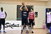 DESCRIZIONE : Roma allenamento nazionale maschile sperimentale<br /> GIOCATORE : Aristide Landi<br /> CATEGORIA : nazionale maschile sperimentale<br /> GARA : Roma allenamento nazionale maschile sperimentale<br /> DATA : 16/02/2015<br /> AUTORE : Agenzia Ciamillo-Castoria