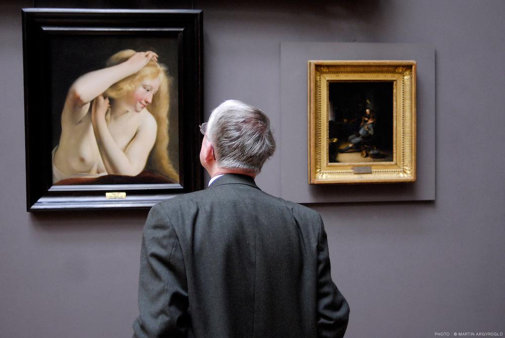 Paris, 2007. Musée du Louvre
