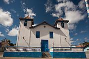 Minas Novas_MG, Brasil...Igreja Nossa Senhora do Rosario em Minas Novas, Minas Gerais...Nossa Senhora do Rosario church in Minas Novas, Minas Gerais...Foto: LEO DRUMOND / NITRO