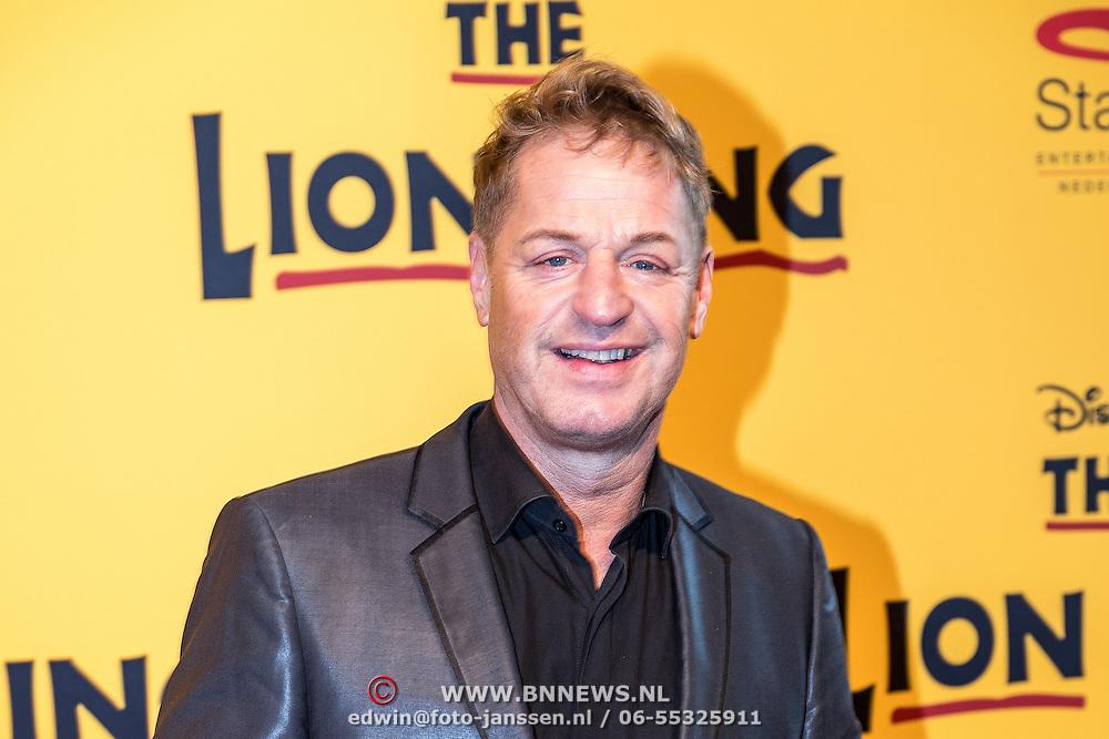 NLD/Scheveningen/20161030 - Premiere musical The Lion King, Tony Neef
