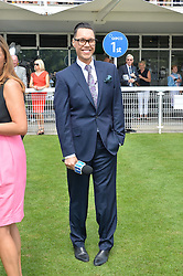 GOK WAN at the 2014 Glorious Goodwood Racing Festival at Goodwood racecourse, West Sussex on 31st July 2014.