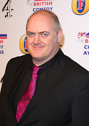 DARA OBRIAIN attends the British Comedy Awards at Fountain Studios, London, England, December 12, 2012. Photo by i-Images.