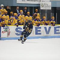 Men's Ice Hockey: University of Wisconsin-Stevens Point Pointers vs. University of Wisconsin, Eau Claire Blugolds