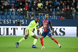January 11, 2019 - Caen, France - 12 CLAUDIO BEAUVUE  (Credit Image: © Panoramic via ZUMA Press)