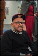RYAN GANDEROpening of Frieze art Fair. London. 14 October 2014