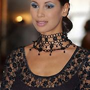 Modeshow Sheila de Vries, model