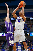 NCAA Basketball - DePaul Blue Demons vs Northwestern Wildcats - Chicago, Il