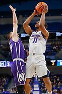 NCAA Basketball - DePaul Blue Demons vs Northwestern Wildcats - Chicago, Il